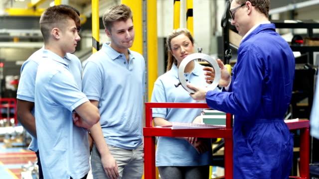 Factory Apprentice Program