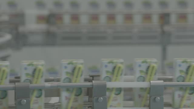 工場のインドール - 食品工場点の映像素材/bロール
