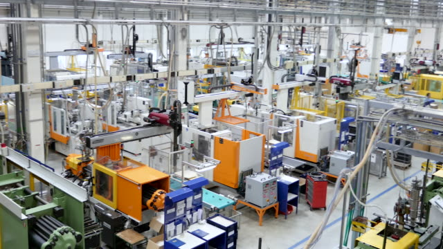 Factory - injection molding