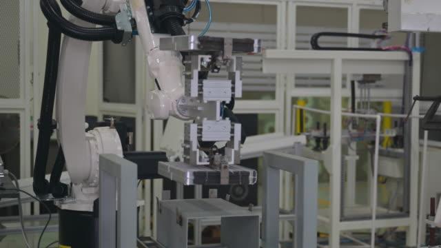 factory intellegence - intelligence video stock e b–roll
