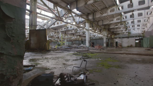 Factory Jupiter, Prypjat, Chernobyl