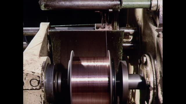 MONTAGE Factory producing varieties of electric cable in Karachi / Pakistan