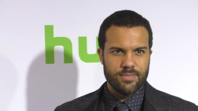 OT Fagbenle at the 2017 Winter Television Critics Association Tour Hulu Press Day at Langham Hotel on January 07 2017 in Pasadena California
