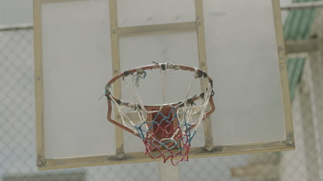 failed shot to the basket - basket stock videos & royalty-free footage