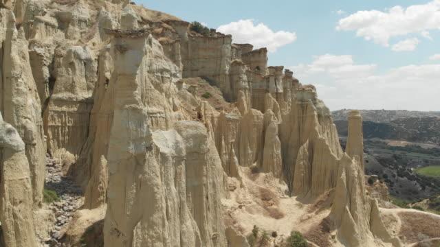 Fairy Chimney Rocks, Kula, Manisa, Turkey