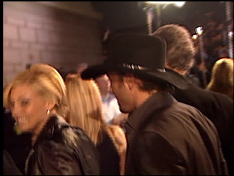 faith hill at the 2003 people's choice awards at the pasadena civic auditorium in pasadena california on january 12 2003 - pasadena civic auditorium stock videos and b-roll footage