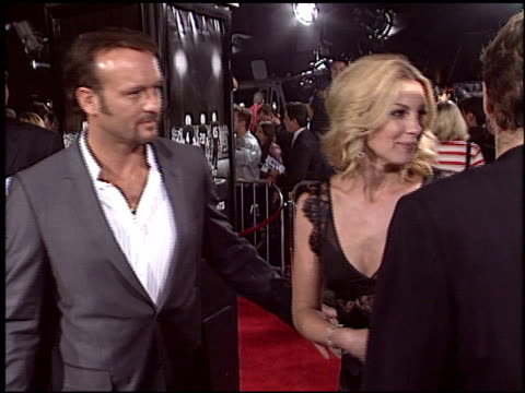 Faith Hill at the 'Friday Night Lights' Premiere at Grauman's Chinese Theatre in Hollywood California on October 7 2004