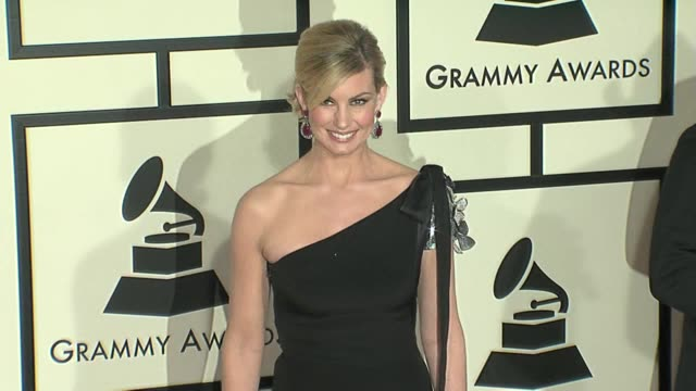 faith hill tim mcgraw at the 50th annual grammy awards at los angeles california - tim mcgraw stock videos and b-roll footage