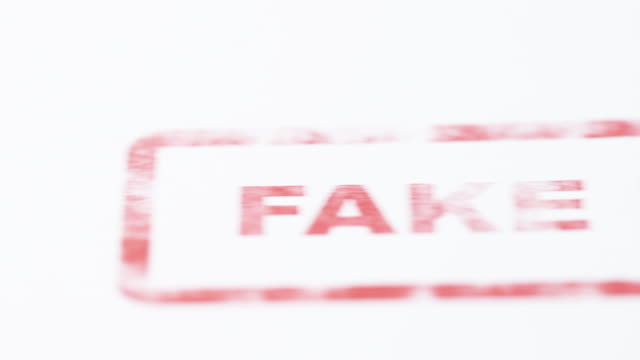 fake news - 4k - artificial stock videos & royalty-free footage