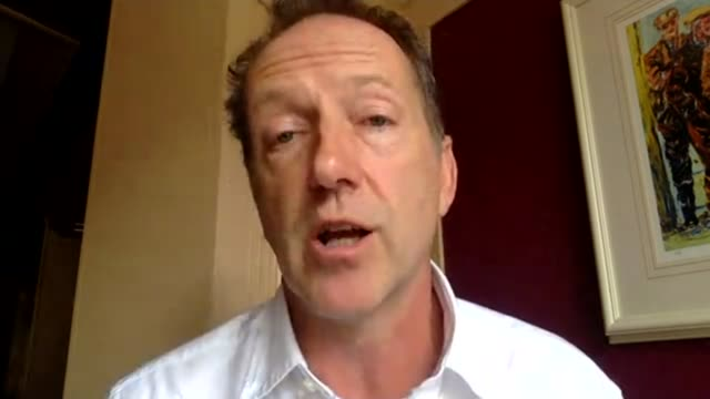 fake news and data manipulation causing 'democratic crisis' warn mps england int tom baldwin interview via internet sot - übersichtsreport stock-videos und b-roll-filmmaterial