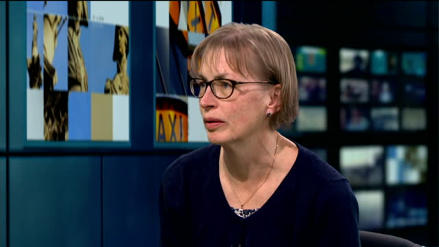 fall in cases of whooping cough in london england london gir int doctor deborah turbitt studio interview sot - whooping cough stock videos and b-roll footage