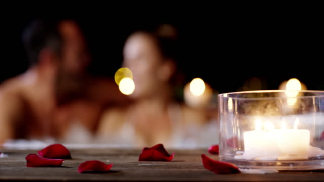 fall in love everyday - hot tub stock videos & royalty-free footage