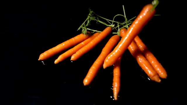 Dalende wortelen