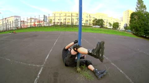 falling down - falling stock videos & royalty-free footage