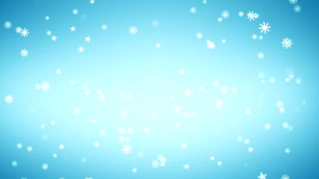 Queda de neve (Loopable