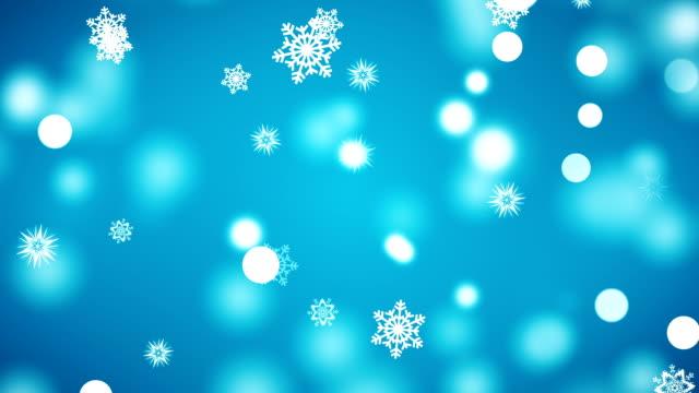 Falling Snowflakes (Endlos wiederholbar