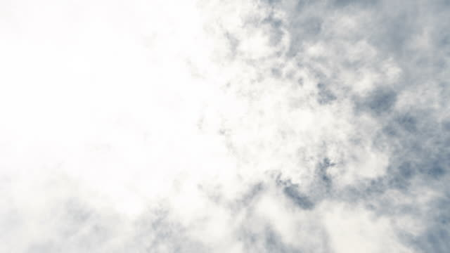 falling の雲 - 真下からの眺め点の映像素材/bロール