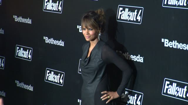 CHYRON Fallout 4 Video Game Launch Event on November 05 2015 in Los Angeles California