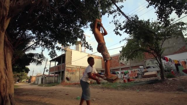 Families and entire communities are forcibly evicted from Jacarepagua favela to make room for Olympic developments ahead of the 2015 Rio Olympic...