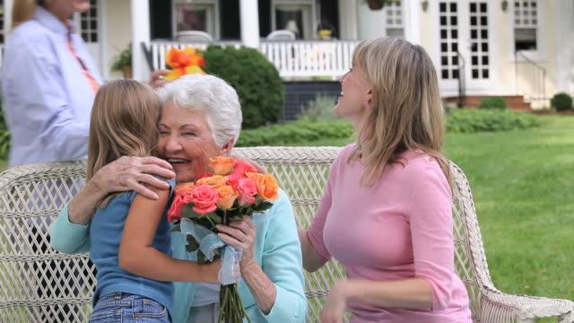 MS PAN Family celebrating Mother's Day / Richmond, Virginia, USA