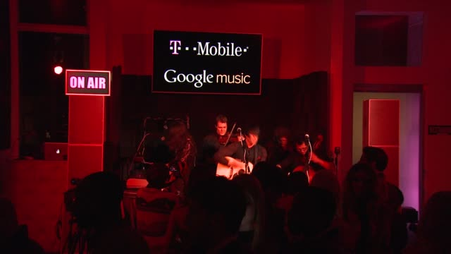 family crest at red light management postgrammy celebration hosted by tmobile and google music on 2/12/12 in los angeles ca - google brand name stock videos and b-roll footage