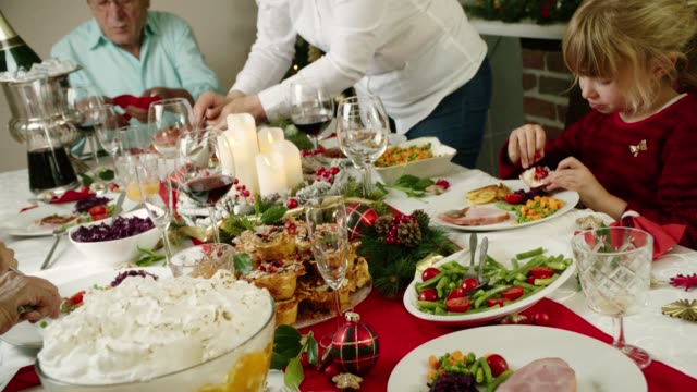 Christmas Ham Dinner.Christmas Ham Premium Video Clips Footage Getty Images