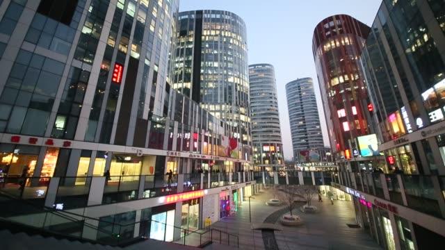 Famous Sanlitun SOHO Shopping Street