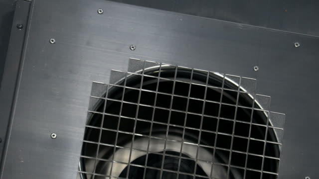 Fan Industrial air conditioner