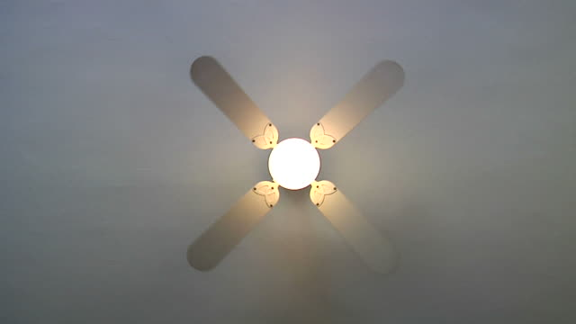 Ceiling fan videos and b roll footage getty images fan aloadofball Gallery