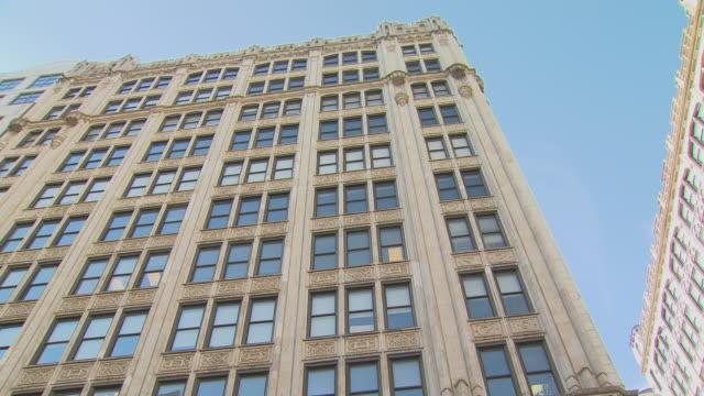 TS LA fancy office building / New York, New York, USA