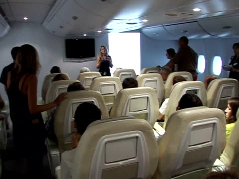 Fancy sinking into first class seats on the A380 superjumbo jet but don't want to fork out the price of a plane ticket Toulouse HauteGaronne France