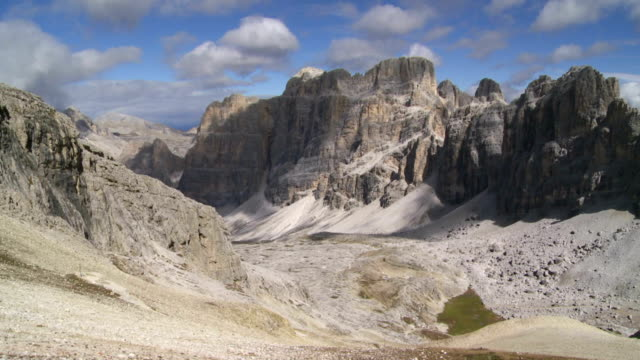Fanes Gruppe in den Dolomiten Mountains PAN