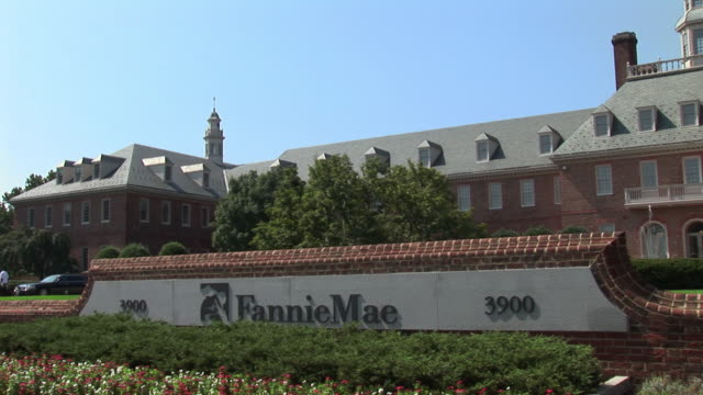 fannie mae government mortgage agency/ washington dc - dormer stock videos and b-roll footage
