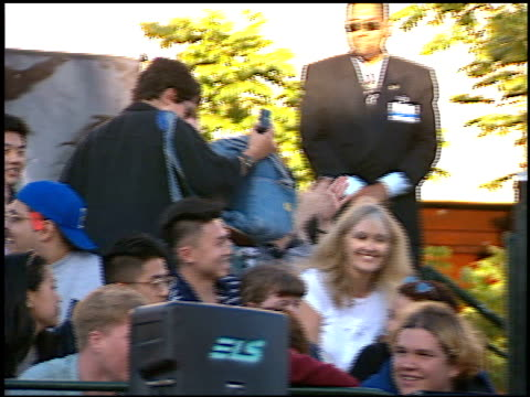 Fans at the Premiere of 'The X Files Fight the Future' on June 11 1998