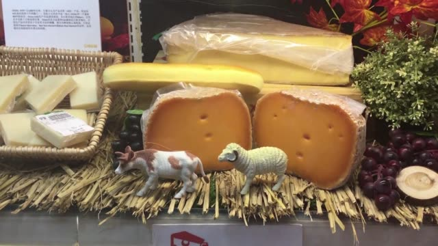 Fans of French cheeses in China have received news they may find hard to digest the country's food hygiene authorities have turned their noses up at...