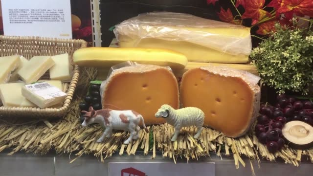 Fans of soft cheeses in China have reason to celebrate after the country reverses a ban on mould ripened cheeses allowing imports of Camembert Brie...