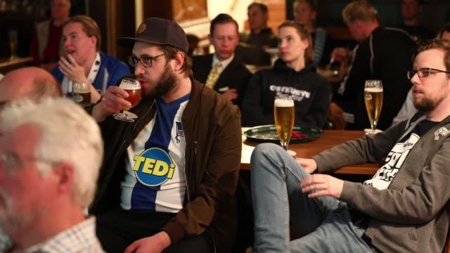 DEU: As Bundesliga Resumes, Fans Cheer From Afar