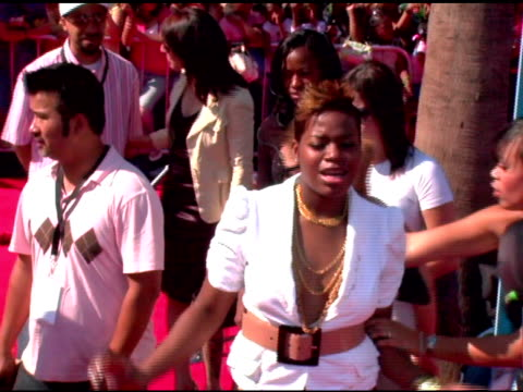 Fantasia at the 2005 BET Awards Arrivals at the Kodak Theatre in Hollywood California on June 28 2005