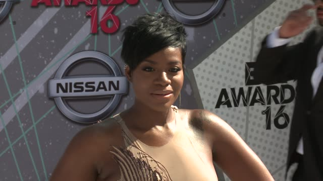 Fantasia Barrino at 2016 BET Awards in Los Angeles CA