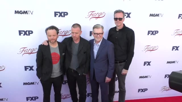 'Fargo' Cast at FX's 'Fargo' For Your Consideration Event Red Carpet on May 11 2017 in North Hollywood California