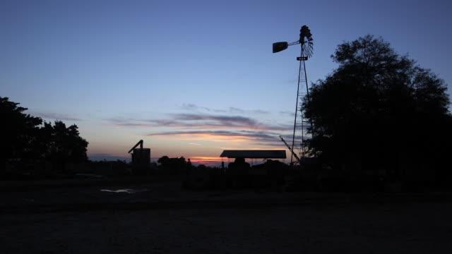 WS Farm area at sunset / Manitoba Community, Close to Santa Cruz de la Sierra, Bolivia