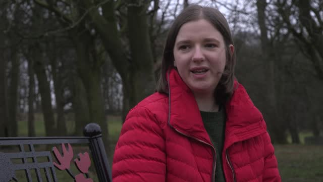 farm safety foundation chairperson stephanie berkeley and emily bird, who grew up on a farm in c. durham which her family still run, talk about the... - chairperson stock videos & royalty-free footage