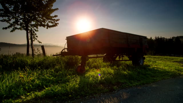 CRANE UP: Farm