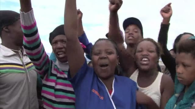 farm workers in south africas picturesque winelands resumed strike action on tuesday with tension enveloping the western cape region but few signs of... - land stock videos & royalty-free footage
