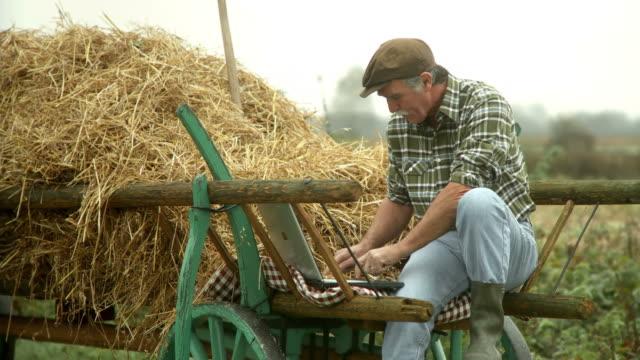 HD: Farmer Laptop benutzen