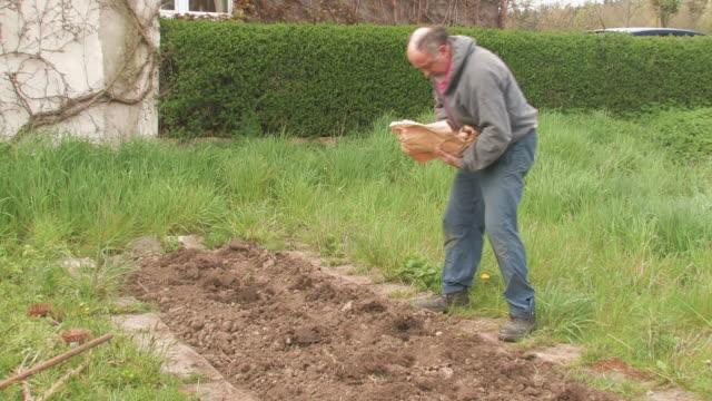 農業従事者 - ヒルビリー点の映像素材/bロール