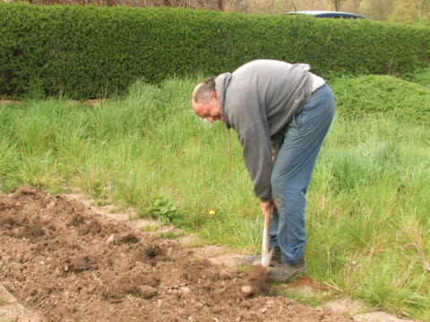 ntsc : 農業従事者 - ヒルビリー点の映像素材/bロール