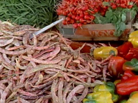 vidéos et rushes de marché fermier de florence - marché paysan