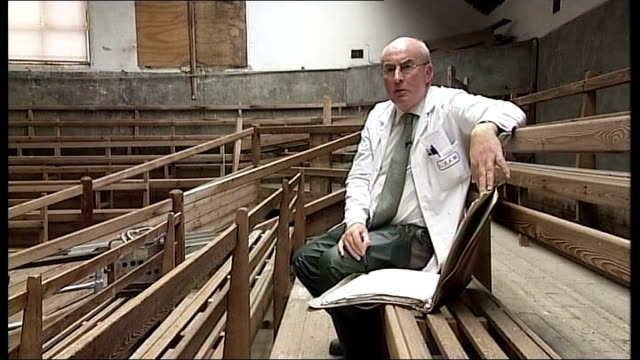 farming crisis in wake of foot and mouth and bluetongue diseases int john hughes interview sot this year is disaster / some tenant farmers can't... - tenant stock videos & royalty-free footage