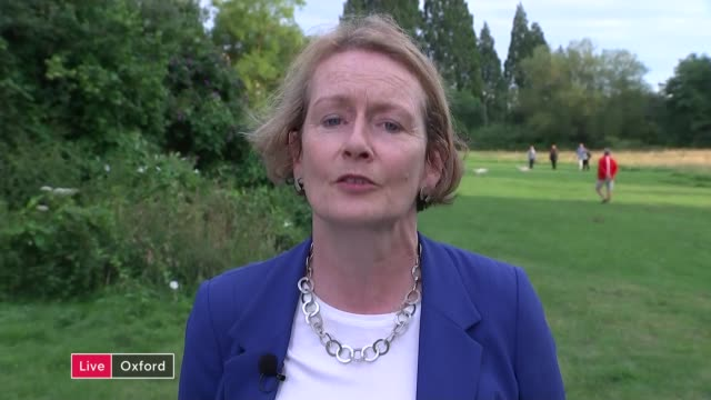 implications of brexit for uk farmers; england: london: gir: int dame helen ghosh in oxford and terry jones in studio live interviews sot - national farmers union stock videos & royalty-free footage